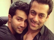 Salman Khan's Advice To Varun Dhawan For <i>Judwaa 2</i>: Listen To Your Director, Don't Be Over Smart