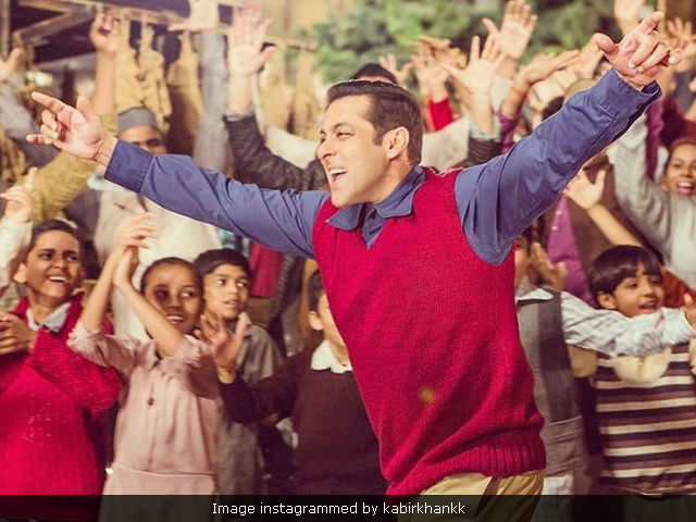 Salman's Tubelight Has Made A Pre-Release Business Of 20 Cr. Here's How