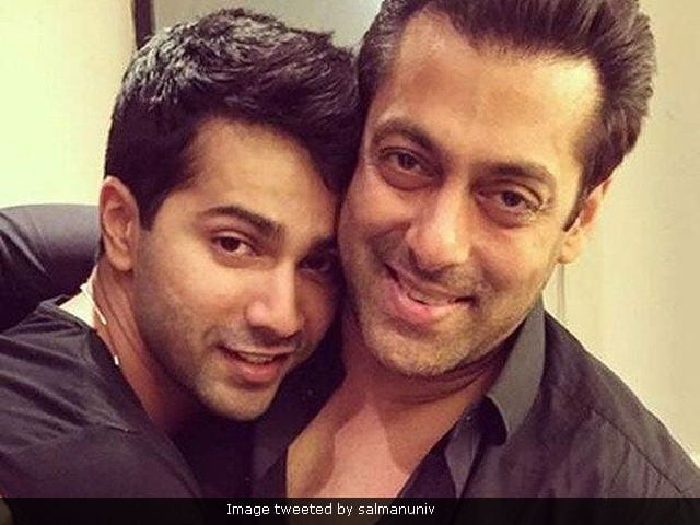 Salman Khan's Advice To Varun Dhawan For Judwaa 2: Listen To Your Director, Don't Be Over Smart