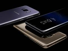Samsung Launches Flagship Galaxy S8, S8 Plus