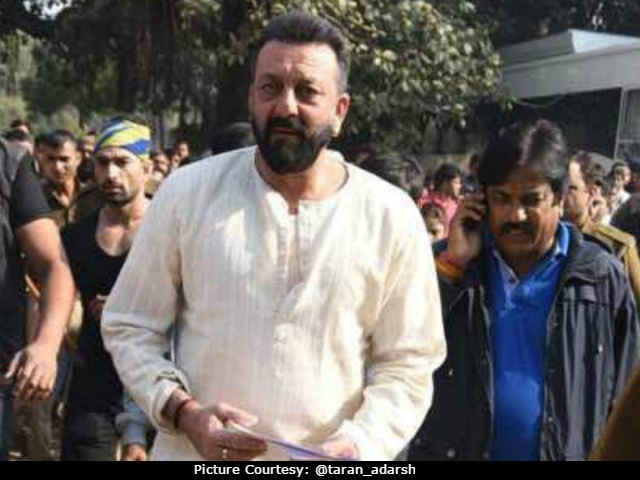 Sanjay Dutt Reportedly Suffers Fractured Rib During Bhoomi Shoot