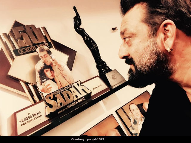 Sadak Remake: Alia Bhatt To Play Sanjay Dutt, Pooja Bhatt's Daughter In Film?