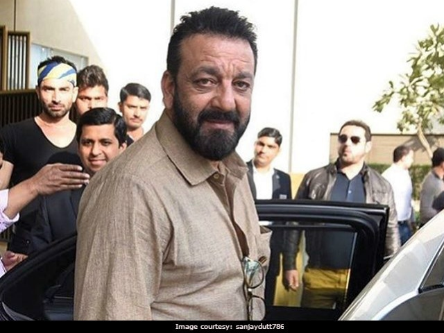 Sanjay Dutt courts controversy as his bodyguards beat up reporters