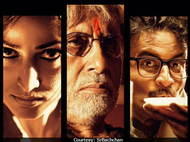 Sarkar 3 Poster: Amitabh Bachchan Is 'Angrier Than Ever' In Ram Gopal Varma's Film