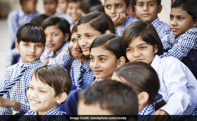 Maharashtra School Develops Sensory Garden For Special Children