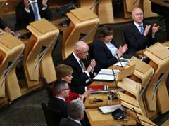 Scottish Parliament Votes For New Independence Referendum