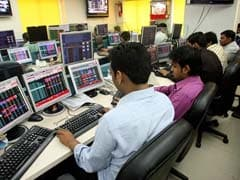 Sensex Edges Higher, Nifty Reclaims 9,800 Mark; Energy Stocks Lead