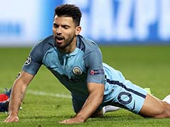 Manchester City's Sergio Aguero Injured in Dutch Car Crash