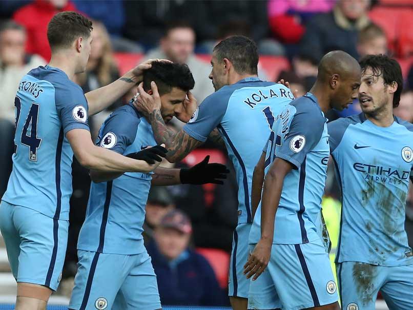 Premier League: Manchester City Ease Past Sunderland, Tottenham Hotspur Beat Everton