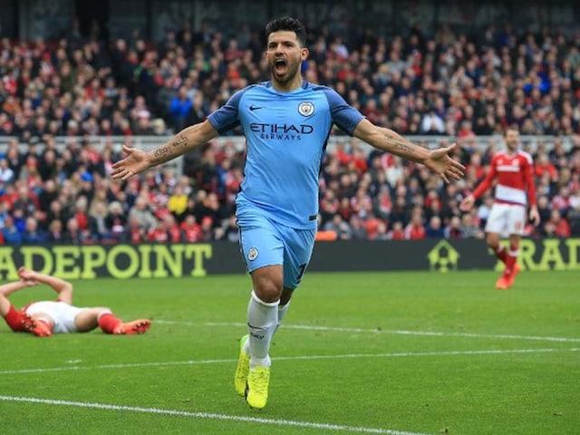 Manchester City Cruise Into FA Cup Semi-Finals