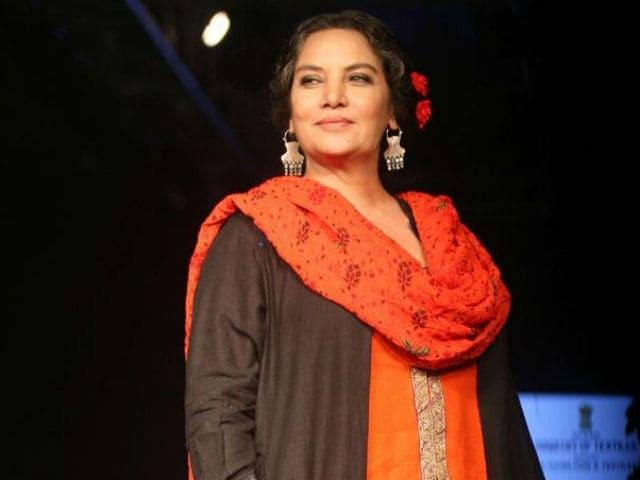 Shah Rukh Khan, Anushka Sharma Will Walk The Ramp At Shabana Azmi's Mijwan