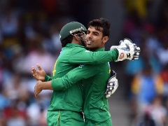 Shadab Khan Stars On Debut As Pakistan Ease Past West Indies In First T20