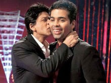 Shah Rukh Khan Wishes Karan Johar 'Happiness,' Reminds Us This Is 'Personal' Moment For New Dad
