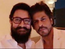 Shah Rukh Khan: Aamir And I Don't Discuss Work