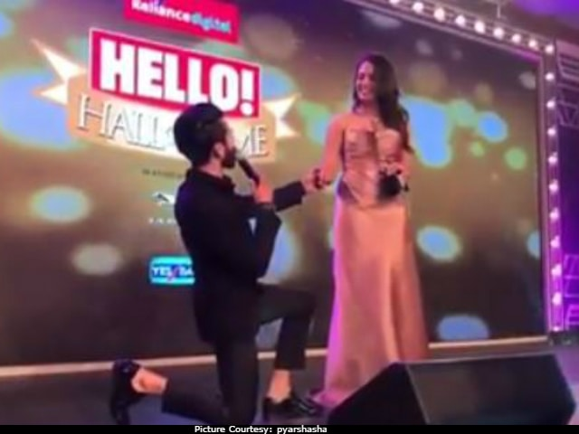 Shahid Kapoor Proposed To Wife Mira Rajput. Her Answer Is...