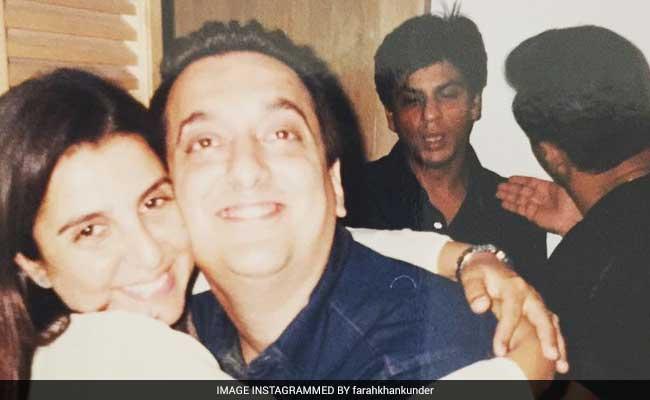 आखिर किस बात पर शाहरुख खान और सलमान खान कर रहे हैं बहस? फराह खान ने पोस्ट किया सालों पुराना फोटो