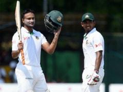 2nd Test: Shakib Al Hasan, Mosaddek Hossain Put Bangladesh On Top vs Sri Lanka