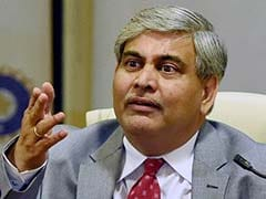 Shashank Manohar Defers Decision To Step Down As ICC Chairman