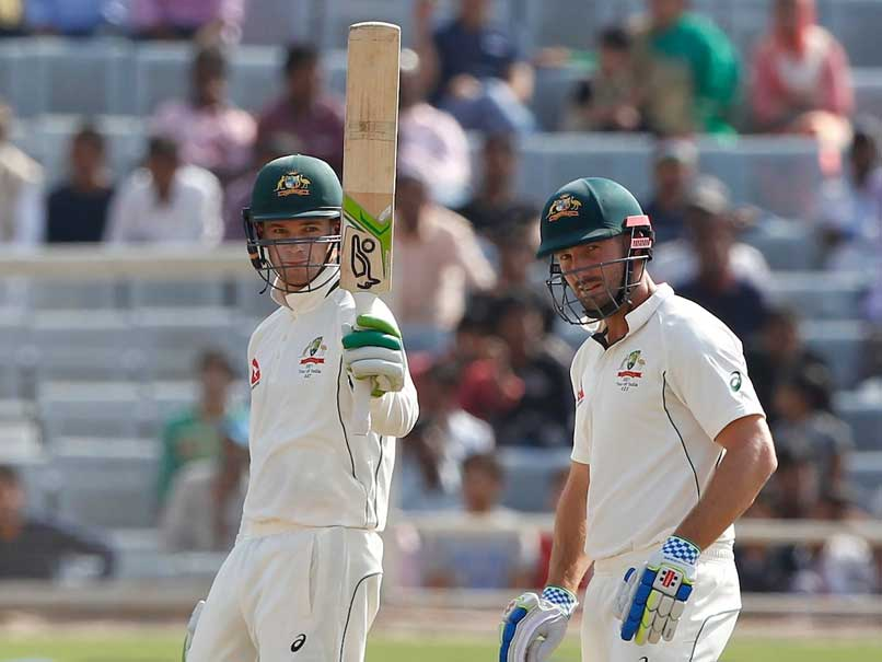 Highlights, India vs Australia, 3rd Test, Day 5: Marsh, Handscomb Help Visitors Salvage Draw