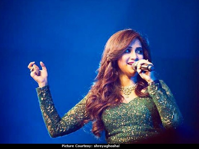 Shreya Ghoshal To Get Wax Statue At Madame Tussauds, Delhi
