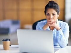 For Women CEOs, Danger Lurks Atop The Corporate Ladder