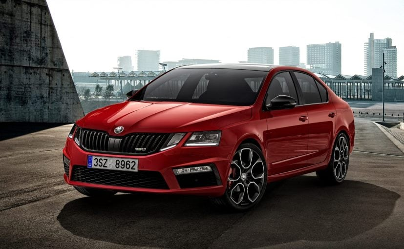 Skoda India explained all the features and technical details of the Octavia vRS.