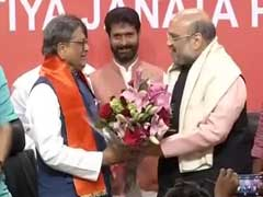 SM Krishna Moves From Congress To BJP. Why He Is A Big Asset