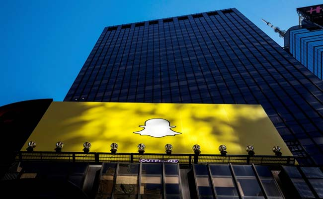 Snap has been hit by the growth of Facebook-owned Instagram 'Stories'.