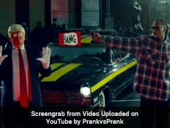 Snoop Dogg Video Features Mock Assassination Of Donald Trump, Stirs Up A Storm