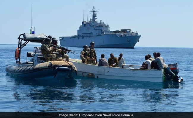 Navy Takes Control Of Indian Vessel Hijacked By Somali Pirates
