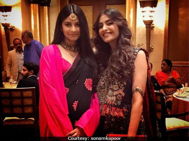 Sonam Kapoor Has A Special Message For Sister Rhea Kapoor On Her Birthday