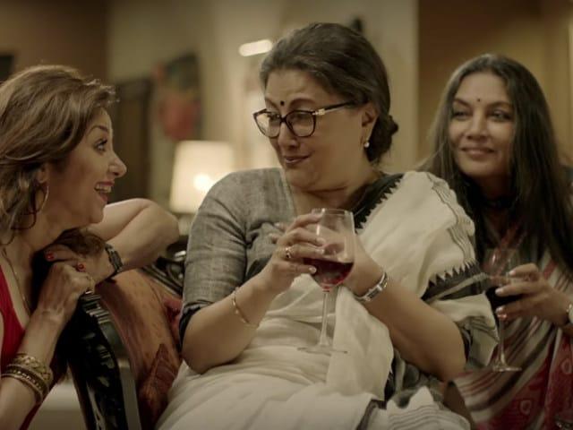 Sonata: Aparna Sen, Shabana Azmi, Lilette Dubey In 'Top Form', Says Twitter