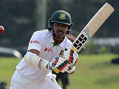 Bangladesh vs Sri Lanka: Soumya Sarkar Opts For DRS After Getting Bowled