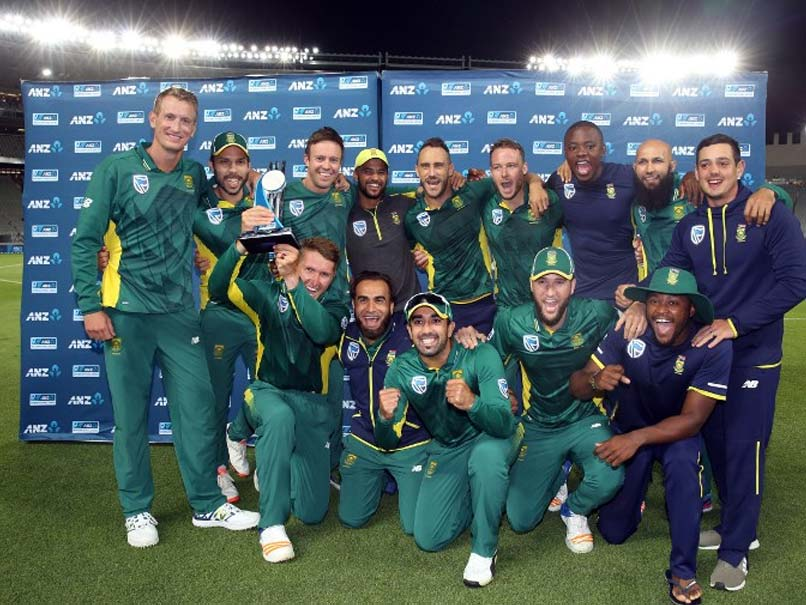 South Africa Crush New Zealand, Take Series 3-2