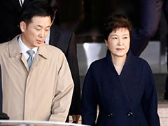 South Korea Ousted President Probed For 14 Long Hours Over Graft Charges