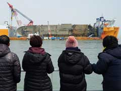 Sewol Ferry 'Remains' Are Animal Bones: South Korea Ministry
