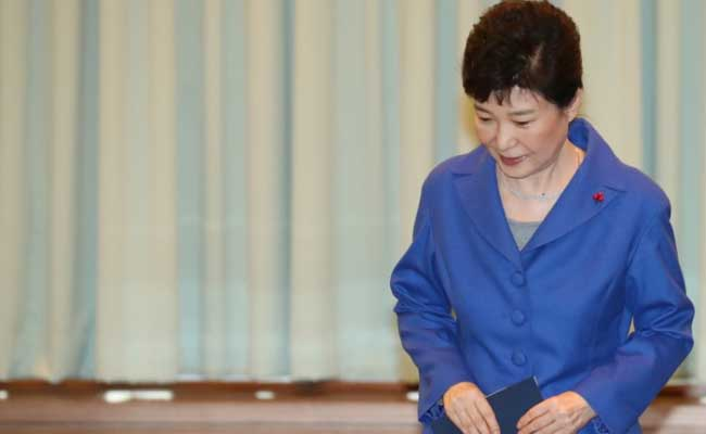 South Korea's President Park Geun-hye Colluded With Friend To Receive Samsung Bribe: Prosecutor