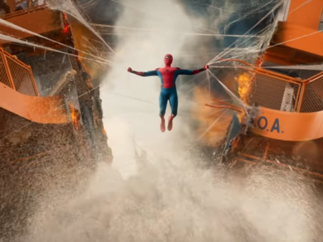 Spider-Man: Homecoming Trailer Is A Refreshing Take On The Superhero