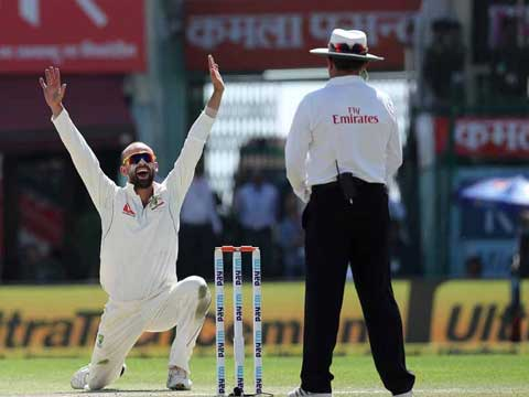 4th Test: India 248/6 in 91 overs (Rahul 60, Pujara 57; Lyon 4/67), trail Australia by 52 runs at stumps on Day 2