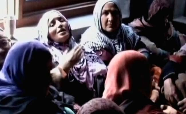 'Shattered': Kashmir Parents Grieve 15-Year-Old Killed In Police Firing
