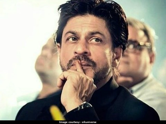 Shah Rukh Khan's Advice: 'Speak Your Mind In The Bathroom'