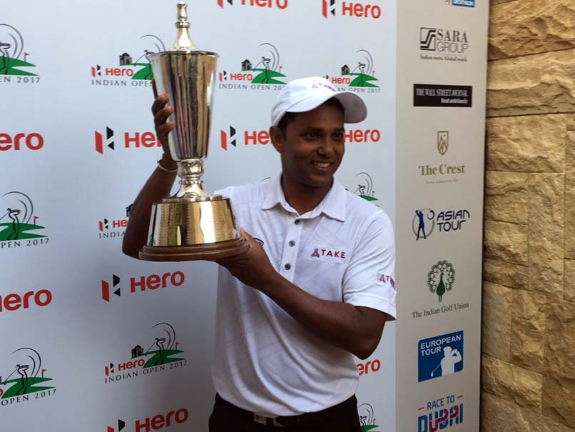 SSP Chawrasia Retains Indian Open Golf Title