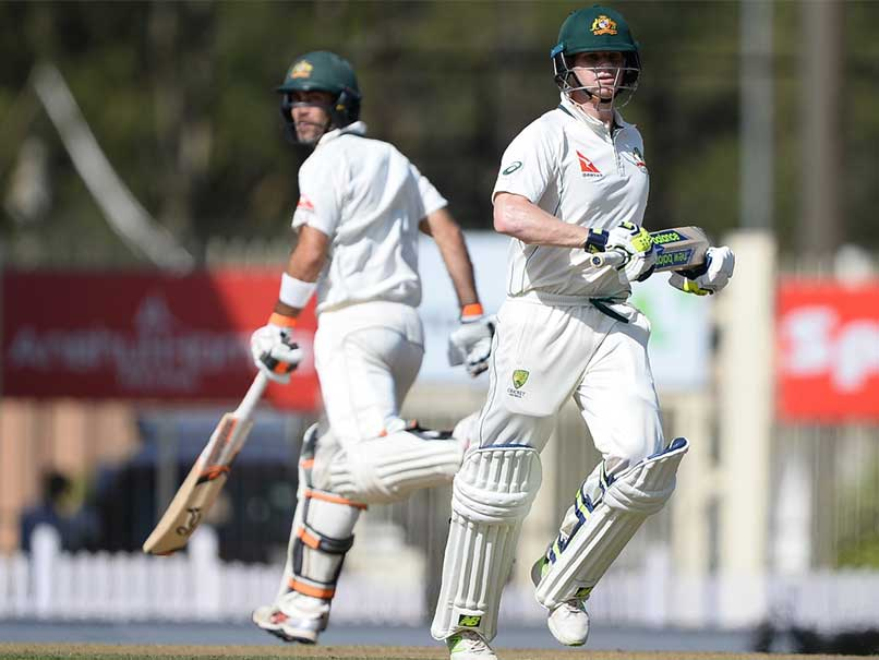 India vs Australia: Steve Smith, Glenn Maxwell Script Dominating Day 1 For Visitors
