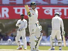 Highlights, India vs Australia, 3rd Test, Day 1, Ranchi: Ton-Up Steve Smith Puts Visitors In Command