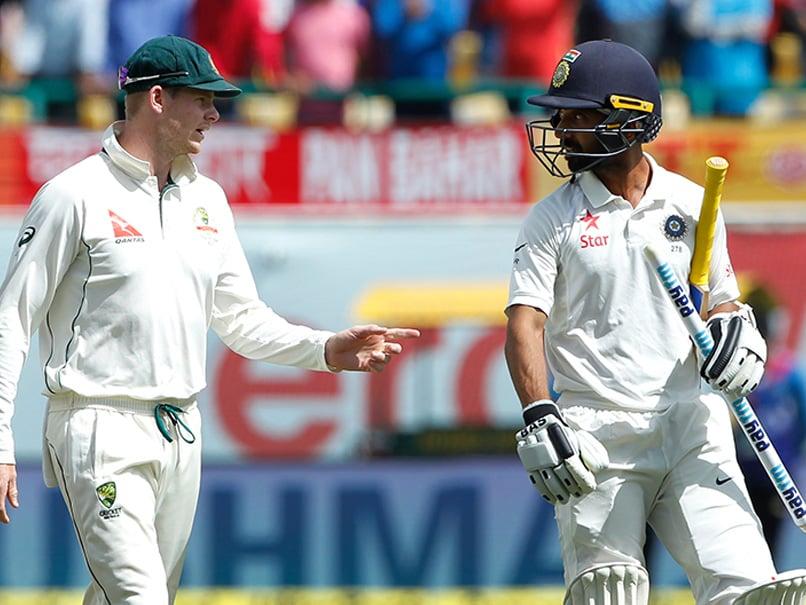 After Tense Series, Steve Smith Offers Beer to Ajinkya Rahane, Indian Team
