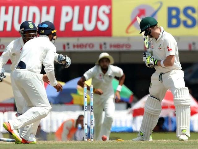 India vs Australia: Twitter Trolls Steve Smith Over Second Brain Fade