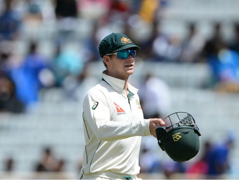 Cricket Australia Applauds Steve Smith