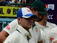 India vs Australia: Steve Smith Apologises, Says 'Have Let My Emotions Slip'
