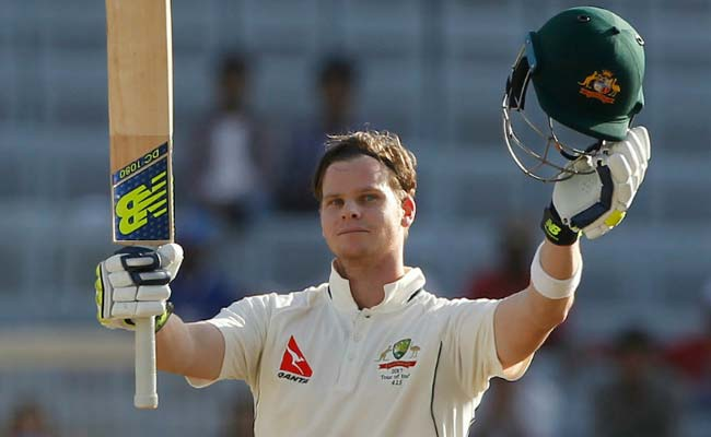 steven smith india vs australia ranchi test