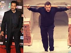 सलमान खान ने 17 किलो वजन घटाने के बाद कहा, 'वजन घटाना काफी मुश्किल'